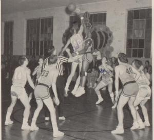 1969 Boys Basketball