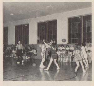 1969 Girls Basketball