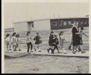 1971 Yearbook Snapshot