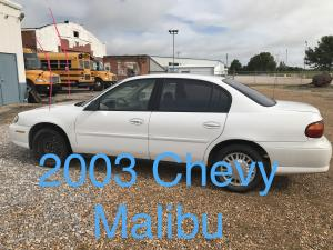 2003 Chevy Malibu
