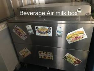 Beverage Air Milk Box
