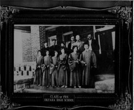 Oktaha Class of 1914