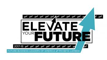 FBLA Logo Elevate Your Future