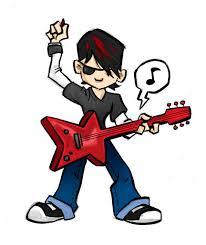 rockstar clipart
