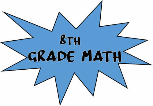 Harmony Grove School District 1 - 8th Grade Math