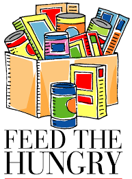 U Can Share Food Drive - week of November 4 - 8