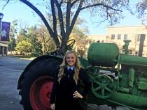 FFA Sr. Creed Speaking - 4th place - Kennedy Caldwell