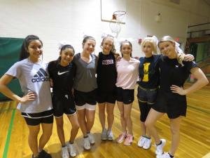 7th grade cheer candidates