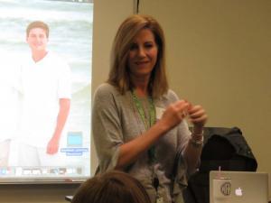 Kim Arnold, Speech Pathologist