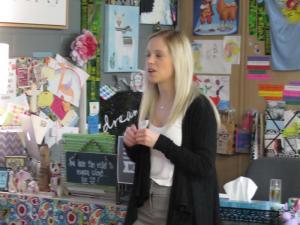 Samantha McInerney, Texas Tech Sports Nutritionist