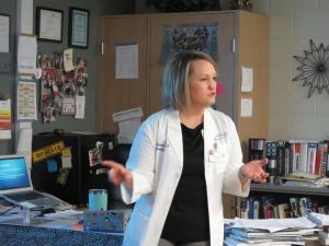 Dr. Katie Hendley, Neurologist