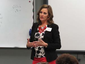 Kim Turner, Accountant  ~ *Idalou alumna