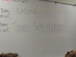 Tamarah Smith, Nurse