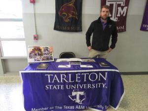 Tarleton State University representative