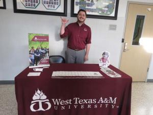 West Texas A&M representative