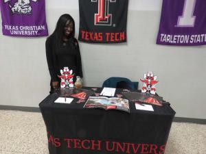 Texas Tech University representative