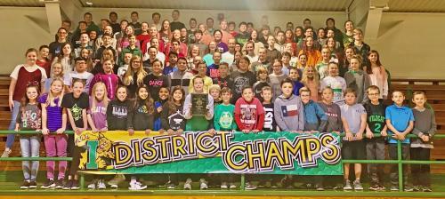 MS District Champions