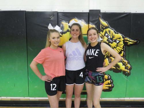 9th grade cheerleading candidates