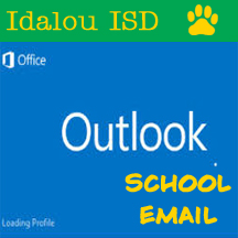 School Email graphic
