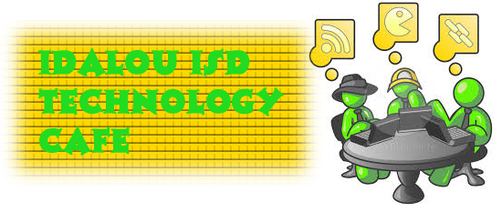 Technology Cafe graphic