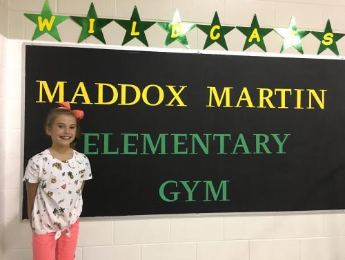 Maddox Martin Elem gym