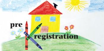 Pre-K Registration graphic