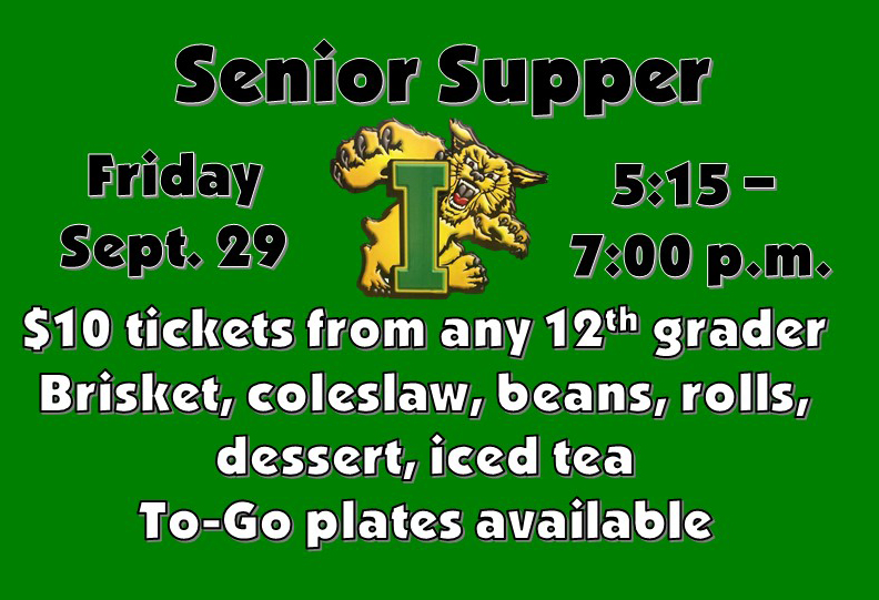 Senior Supper