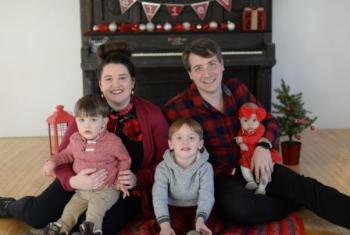 2017 Family Christmas Photo