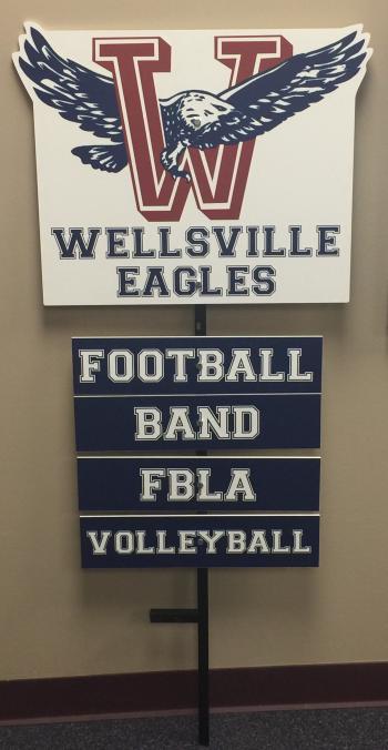 FBLA yard signs