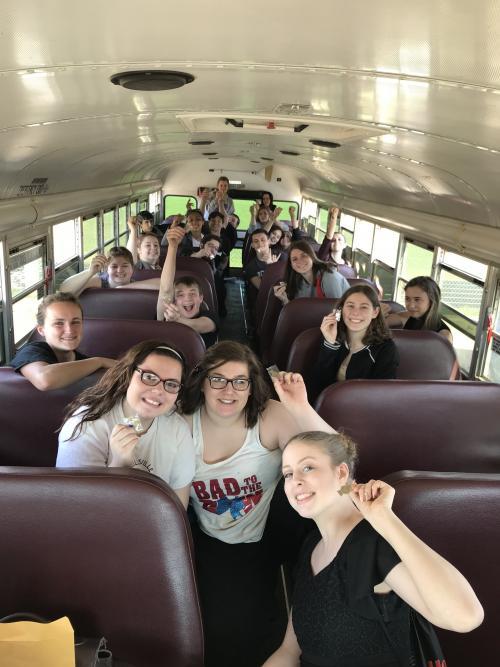 choir bus