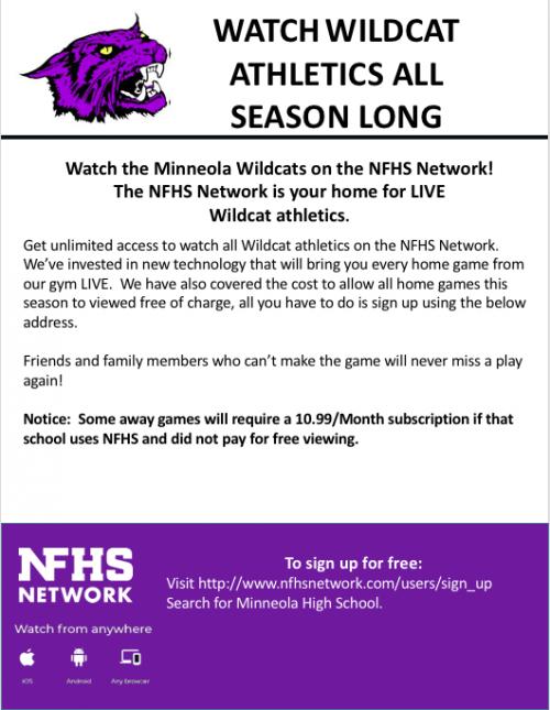 NFHS Live Streaming
