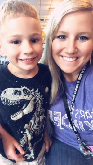 Spencer, Kindergarten 2019