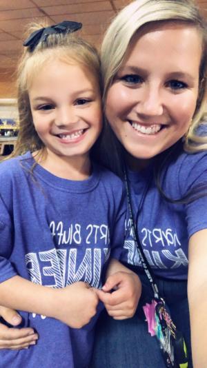 Brookelyn Menefee, Kindergarten 2019