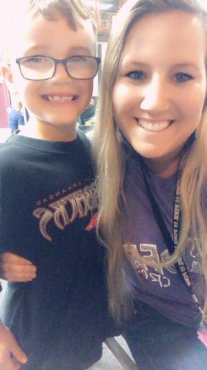 Braxton Arnold, Kindergarten 2019