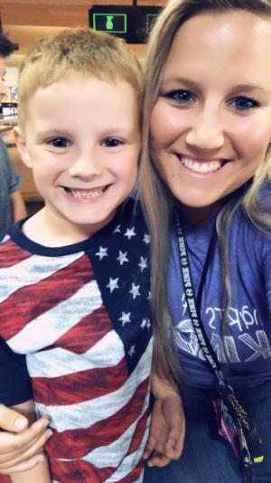 Issac Ates, Kindergarten 2019