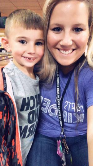 Zackary, Kindergarten 2019