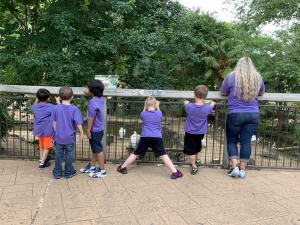 Kindergarten Zoo Field Trip 2019