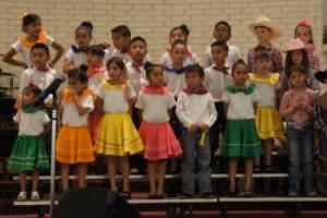 Kindergarten Celebrate Texas