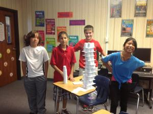 Tallest Tower in Class 2