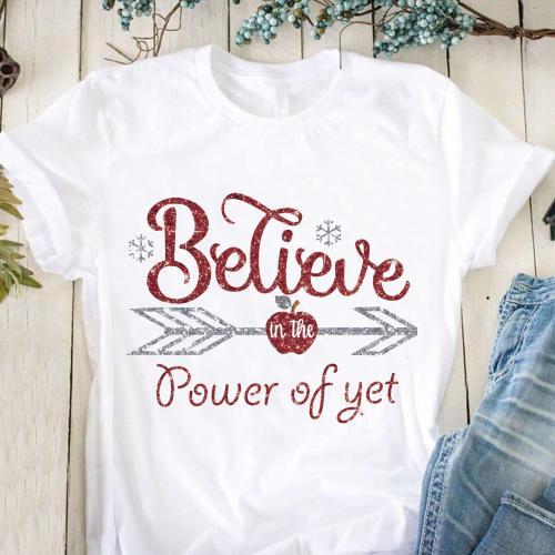 Believe...Yet