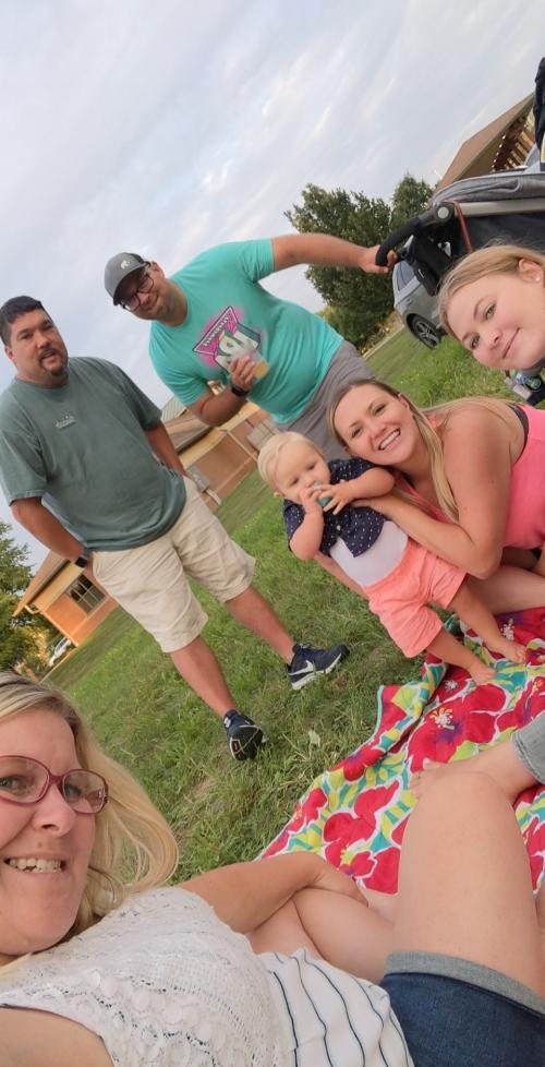 Family in Wisconsin