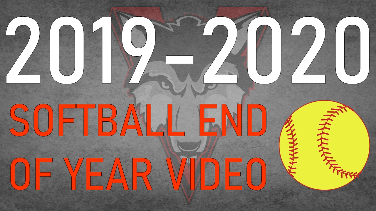 Softball End of Year Video
