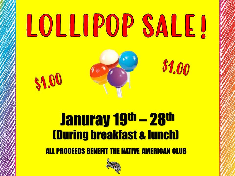 Lollipop Sale