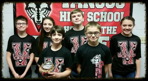 6th Grade Regional Champs!