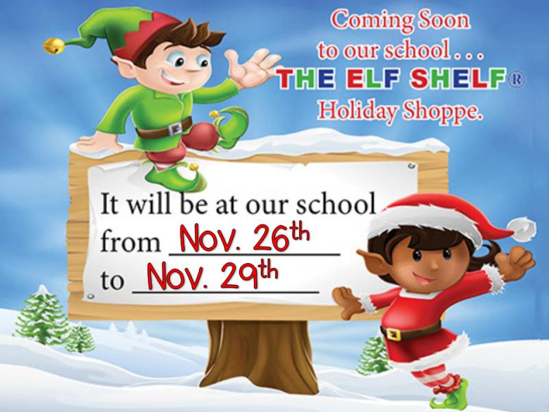 The Elf Shelf