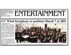 CC_Symphonic Band