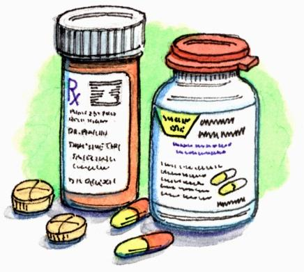 Rx medication picture