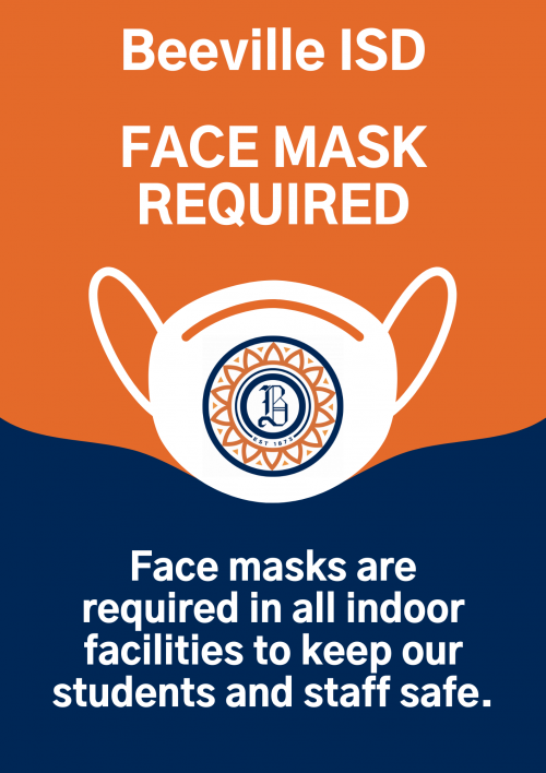 Face Mask Required in All School Facilities