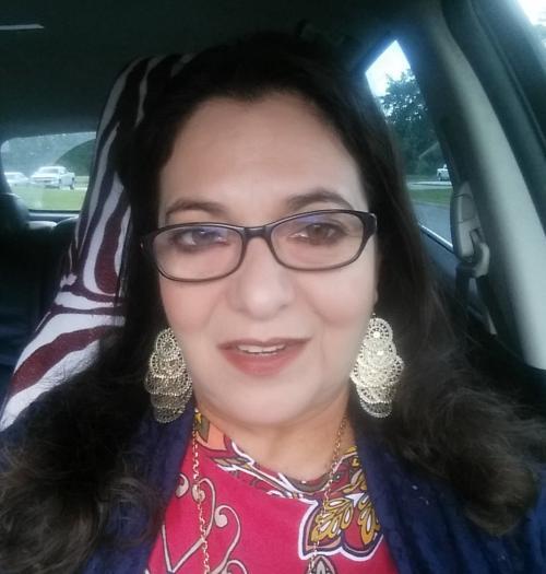 Photo of Sylvia Gonzales