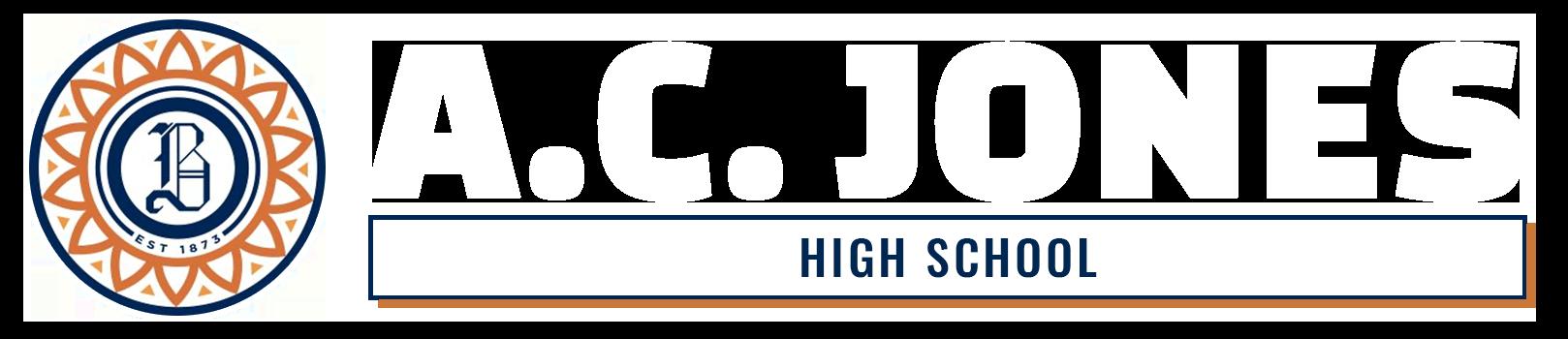 A.C. Jones High SchoolLogo
